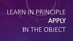learn in principle